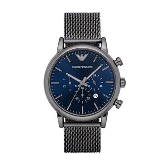 Emporio Armani Men's Stainless Steel Bracelet Watch - Product number 5085462