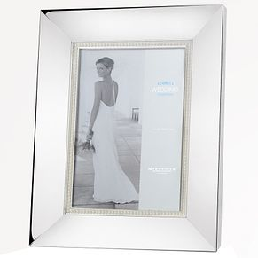 "Newbridge Bridal Wedding Photo Frame 5"" x 7"" - Product number 5085853"