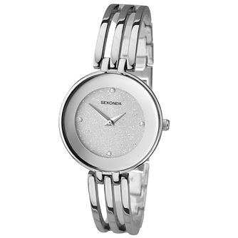 Sekonda Editions Ladies' Stainless Steel Bracelet Watch - Product number 5086159