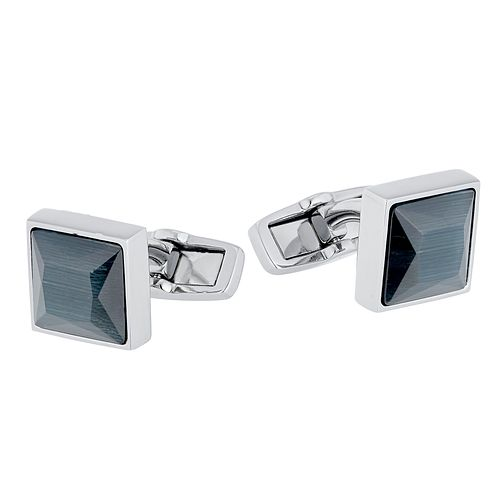 Hugo Boss Black Glass Fibre Cufflinks - Product number 5092574