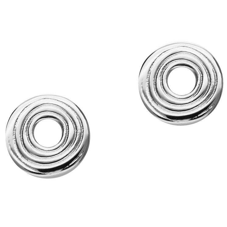 Ortak Achnabreck Sterling Silver Stud Earrings - Product number 5120551