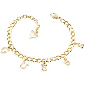Guess Gold-Plated Charm Bracelet - Product number 5121000