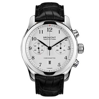 Bremont ALT1-C/PW Classic Chronometer Men's Strap Watch - Product number 5129087
