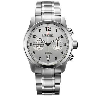 Bremont ALT1-C/SI Classic Chronometer Men's Bracelet Watch - Product number 5129095