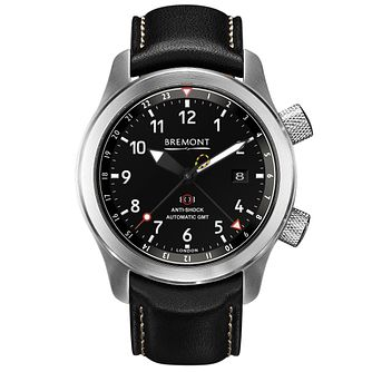 Bremont Martin Baker MBIII Men's Orange Side Strap Watch - Product number 5129311