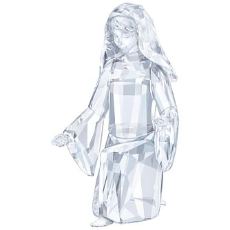 Swarovski Crystal Nativity Scene Mary Ornament - Product number 5131154