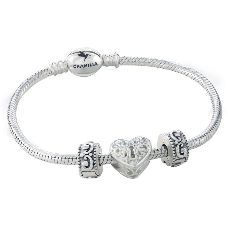 Chamilia Three Bead Bracelet - Product number 5131332