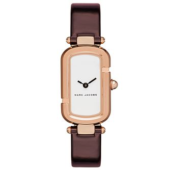 Marc Jacobs Ladies' Rose Gold Tone Strap Watch - Product number 5131383