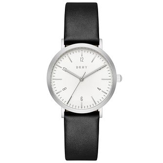 DKNY Ladies' Stainless Steel Strap Watch - Product number 5131758