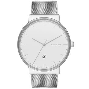 Skagen Ancher Men's Stainless Steel Bracelet Watch - Product number 5141494