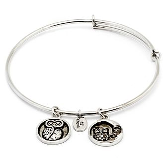 Chrysalis Rhodium plated Wisdom Bangle - Product number 5156521