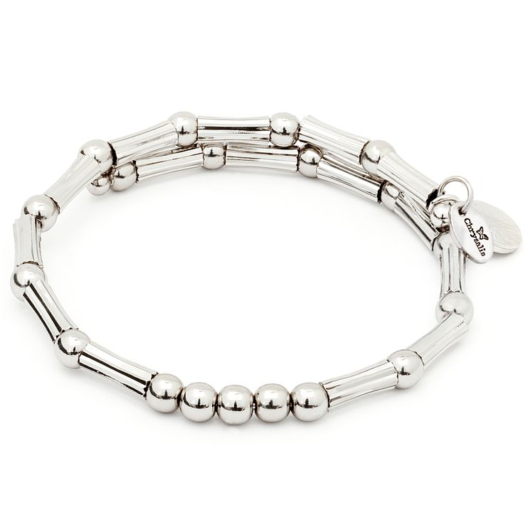 Chrysalis Rhodium plated Autumn Wrap Bracelet - Product number 5156718