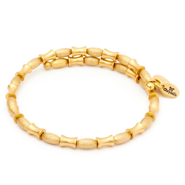 Chrysalis Air Gold plated Wrap Bracelet - Product number 5156726