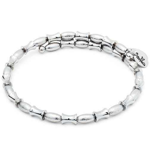 Chrysalis Air Rhodium plated Wrap Bracelet - Product number 5156734