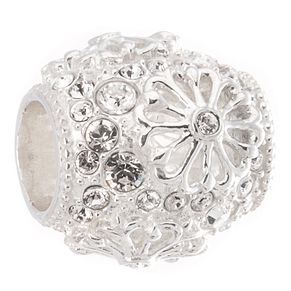 Chamilia Snowflake Charm with Swarovski Crystal - Product number 5156750