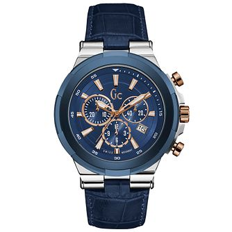 Gc Structure Men's Stainless Steel Strap Watch - Product number 5177820