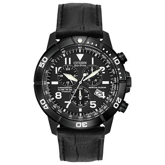 Citizen Men's Titanium Ion Plated Strap Watch - Product number 5192463