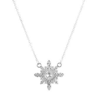 Chamilia Heirloom Lace Sterling Silver Filigree Star Pendant - Product number 5196442