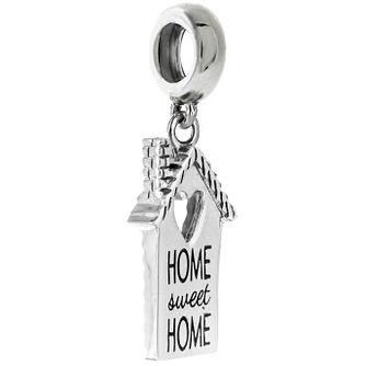 Chamilia Sterling Silver Home Sweet Home Charm - Product number 5196698