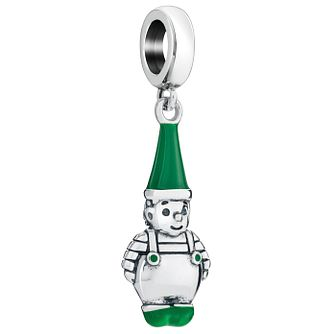 Chamilia Sterling Silver Jolly Elf Charm - Product number 5196728