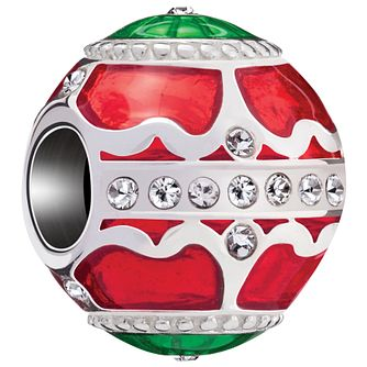 Chamilia Sterling Silver Regal Ornament Bead - Product number 5196833