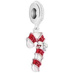 Chamilia Sterling Silver Candy Cane Charm - Product number 5196957