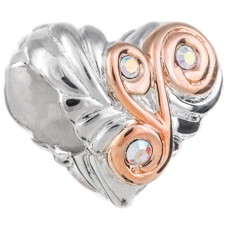 Chamilia Sterling Silver Waves Of Love Bead - Product number 5197104