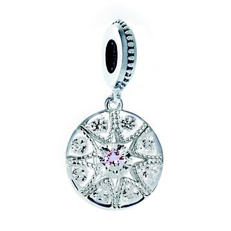 Chamilia Heirloom Lace Sterling Silver Hanging Charm - Product number 5198372