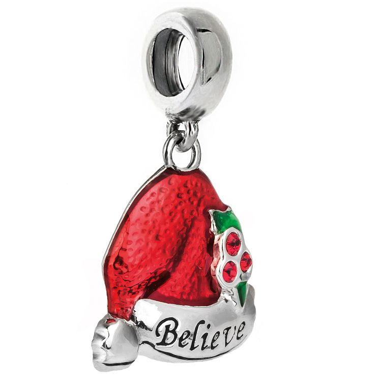Chamilia Sterling Silver Santa's Hat Charm - Product number 5198488