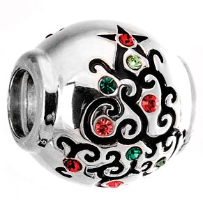 Chamilia Sterling Silver Delightful Decoration Bead - Product number 5198496