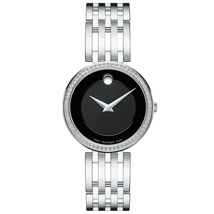 Movado Esperanza Ladies' Stainless Steel Bracelet Watch - Product number 5204887