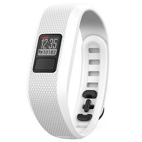 Garmin Vivofit 3 White Silicone Smartwatch Size Regular - Product number 5210542
