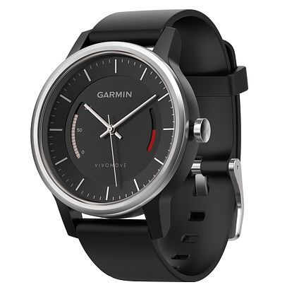 Garmin Vivomove Sport Activity Tracker - Black - Product number 5210585
