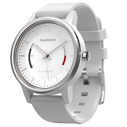 Garmin Vivomove Sport Activity Tracker - White - Product number 5210593