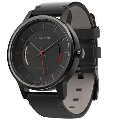 Garmin Vivomove Classic Black Activity Tracker - Product number 5210607