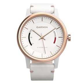 Garmin Vivomove Classic White Activity Tracker - Product number 5210615