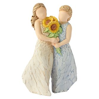 More Than Words My Best Friend Figurine - Product number 5214793