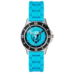 Children's KS2 Droid Blue Silicone Strap Watch - Product number 5214920