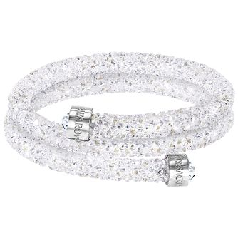 Swarovski White Crystal Dust Bangle - Product number 5217148