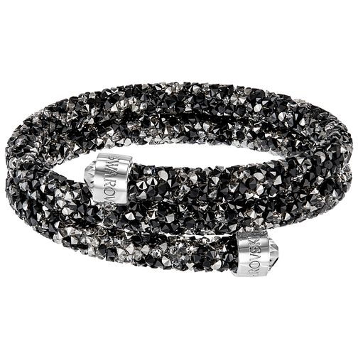 Swarovski Black Crystal Dust Bangle - Product number 5217156