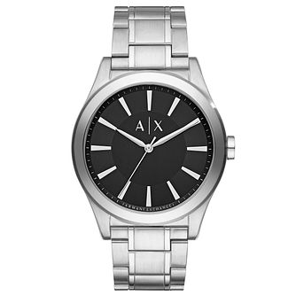 Armani Exchange Men's Stainless Steel Bracelet Watch - Product number 5218489
