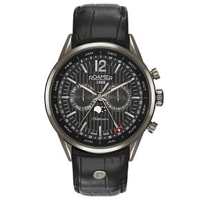 Roamer Superior Business Multifunction Men's Strap Watch - Product number 5235294