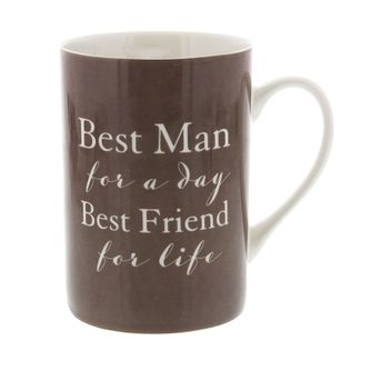 Amore Best Man Mug - Product number 5236010