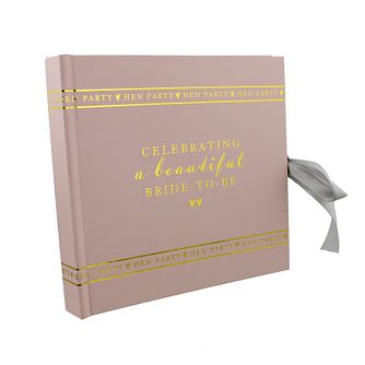 Amore Hen Party Photo Album For The Bride To Be - Product number 5236517