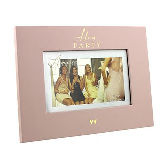 "Amore Hen Party Photo Frame 6"" x 4"" - Product number 5236541"