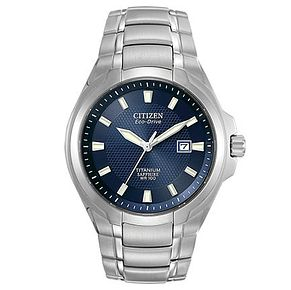 Citizen Eco-Drive Super Titanium Men's Bracelet Watch - Product number 5240190