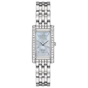 Citizen Eco-Drive Ladies' Stainless Steel Bracelet Watch - Product number 5241871