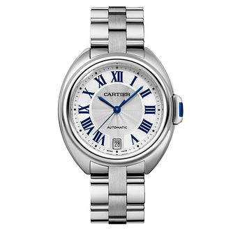 Cartier Cle De Cartier Ladies' 35mm Bracelet Watch - Product number 5248418