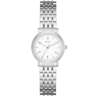 DKNY Ladies' Stainless Steel Bracelet Watch - Product number 5253829