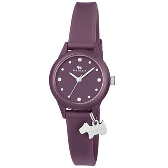 Radley Ladies' Clove Silcone Strap Watch - Product number 5254221